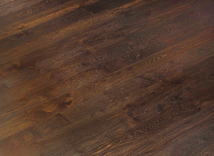 European Oak Engineered Wood Flooring, Hard Oil Coco Finish