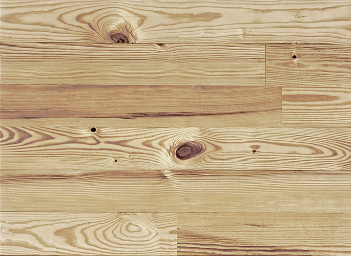 Heart Pine Solid Wood Flooring - Select Grade